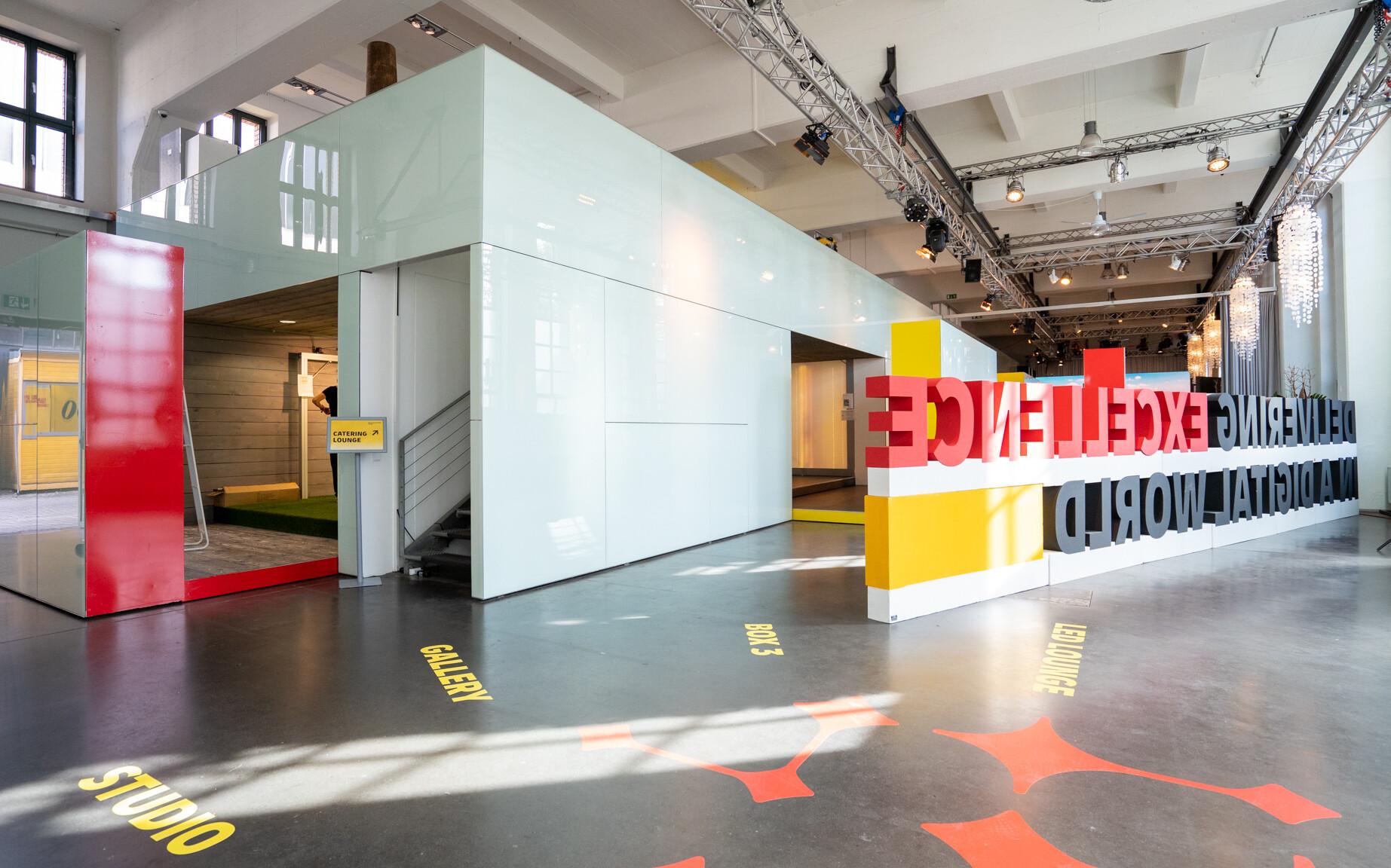 Digitales Event im Bauwerk Köln
